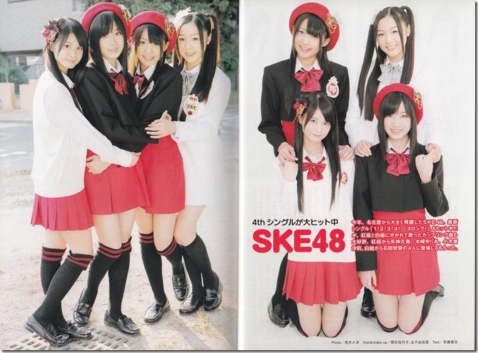 SKE48 in Yan Yan Vol.17 December 2010 IMG_0020