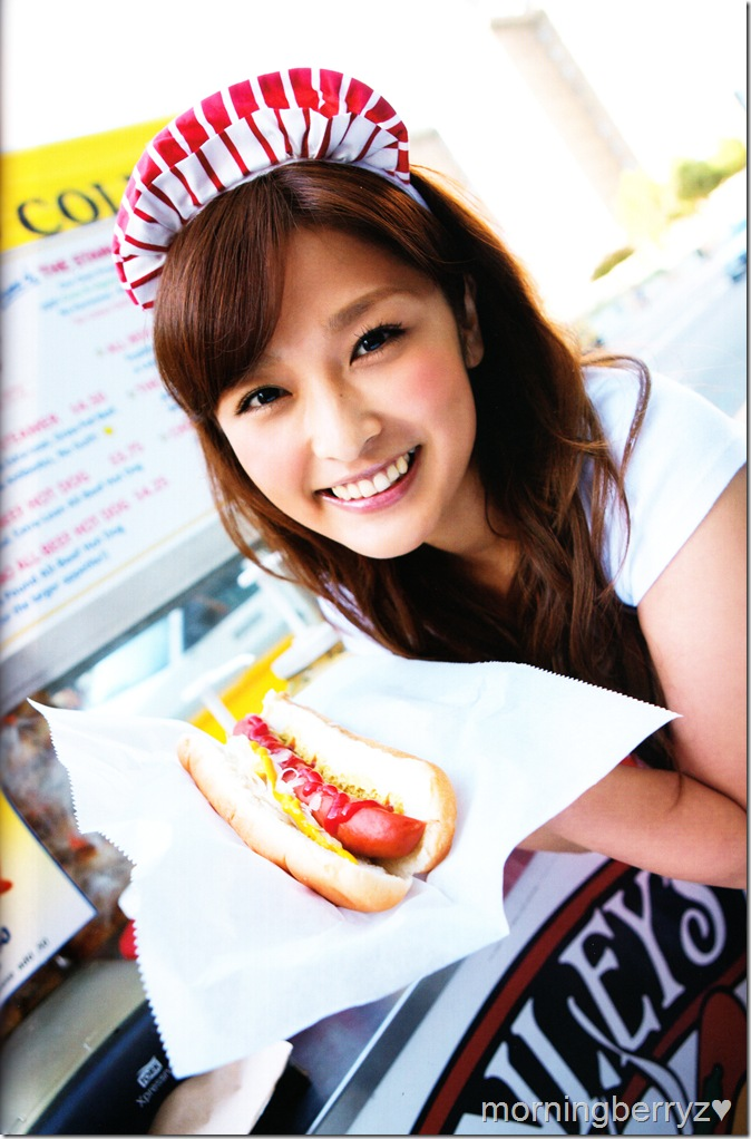 "Ishikawa Rika ""Lucky☆"" shashinshuu scan IMG_0034"