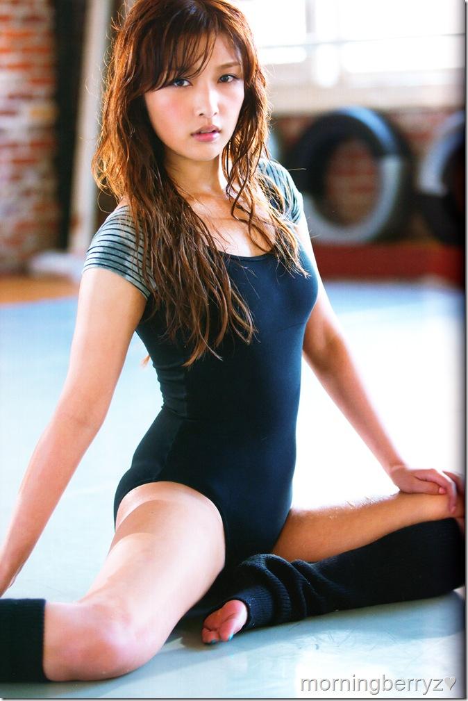 "Ishikawa Rika ""Lucky☆"" shashinshuu scan IMG_0040"