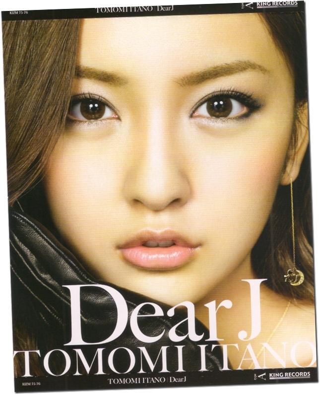 """Itano Tomomi """"Dear J"""" LE type A scan0001"""