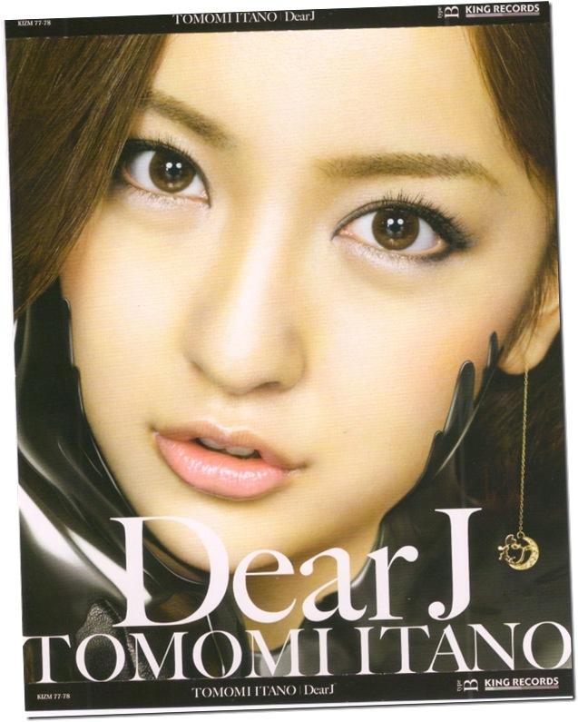 "Itano Tomomi ""Dear J"" LE type B scan0003"