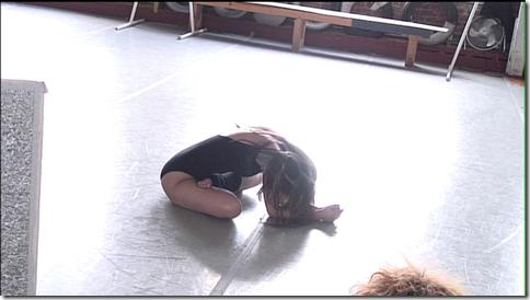 """Ishikawa Rika in """"Lucky☆"""" making of"""