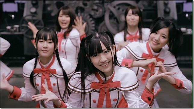 """Watarirouka Hashiritai in """"Valentine Kiss"""""""