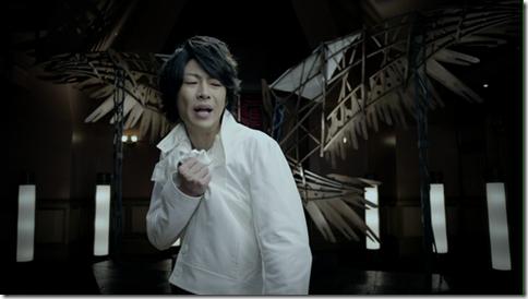 """ARASHI in """"Lotus"""""""