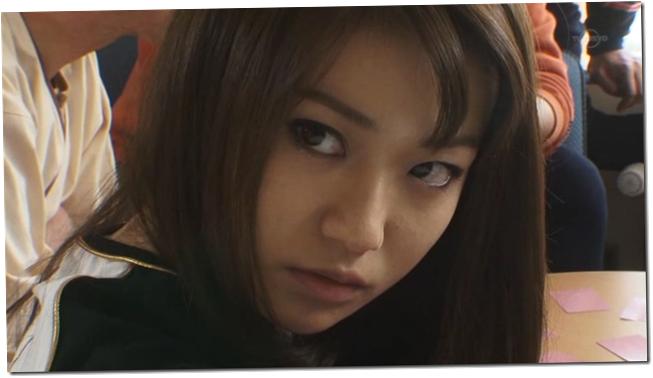 "Oshima Yuko in ""Majisuka Gakuen"""