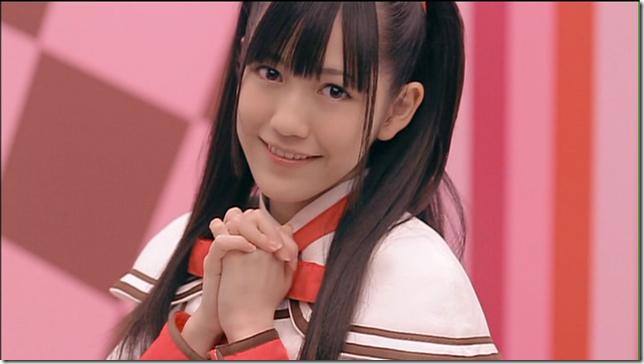 "Watanabe♥Mayu in ""Valentine Kiss"""