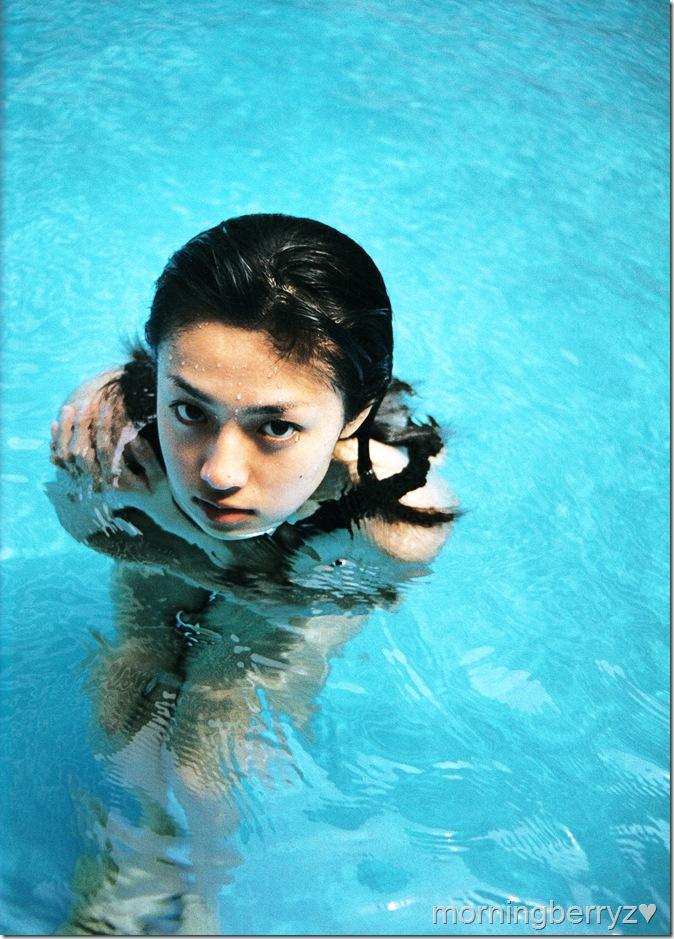 """Fukada Kyoko """"Pool IMG_0003"""