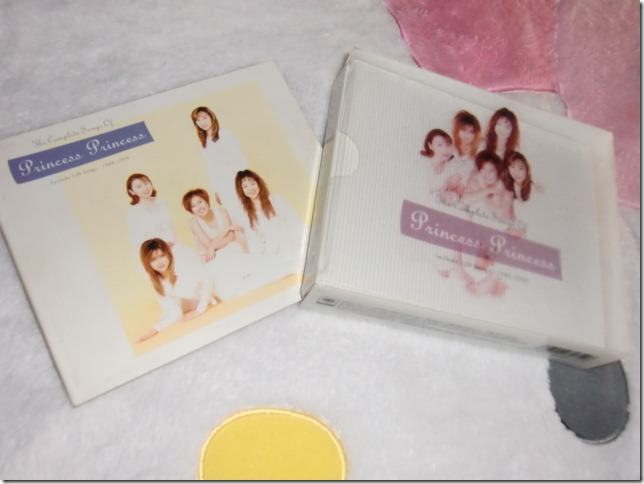 Princess Princess The Complete Songs of Princess Princess LE box