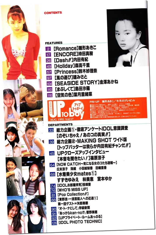 UTB Vol.57 August 1995 (2)