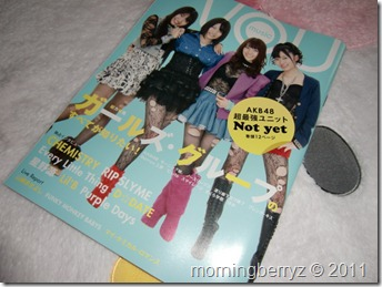 YOU MUSIC April 2011 issue