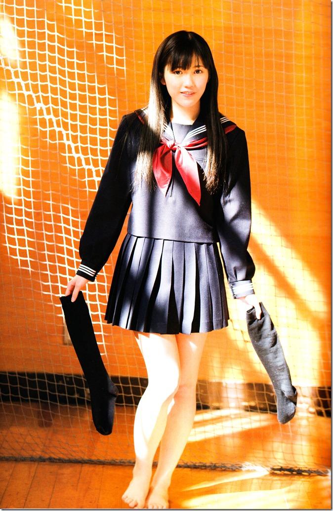 Watanabe Mayu 1st photo book Mayuyu  (16)