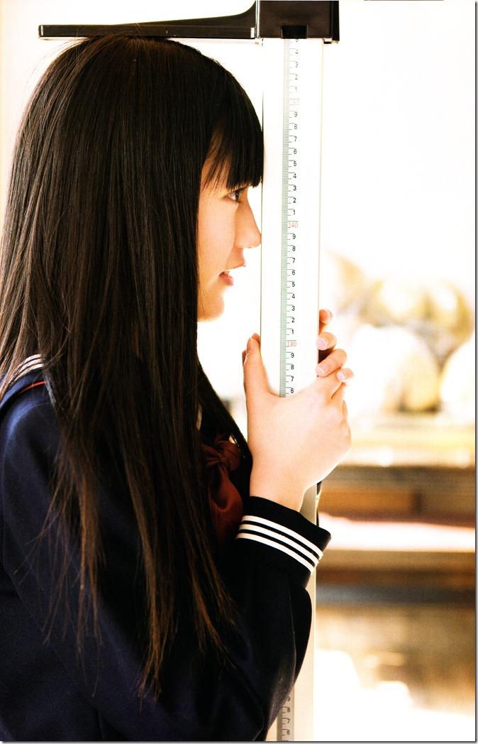 Watanabe Mayu 1st photo book Mayuyu  (17)