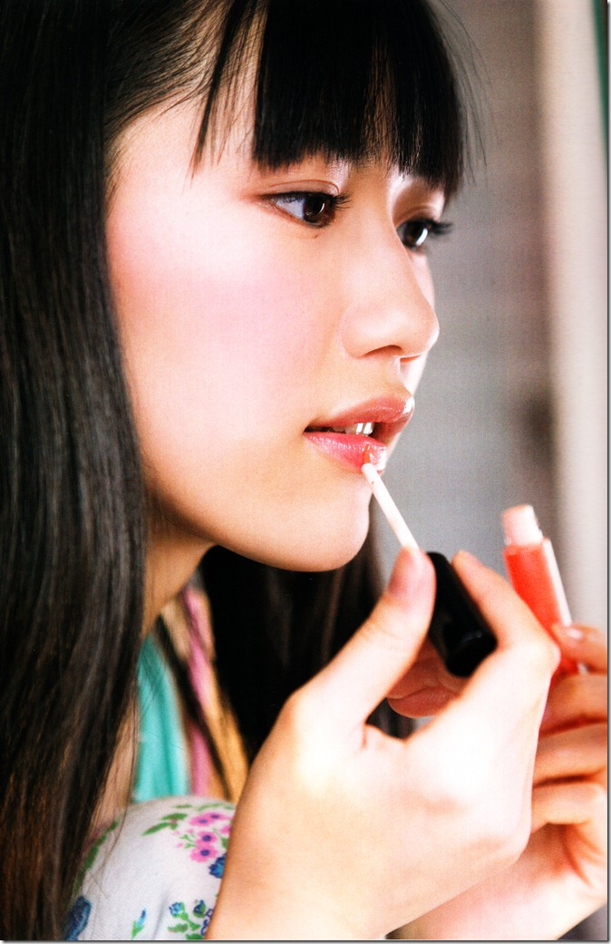 Watanabe Mayu 1st photo book Mayuyu  (22)