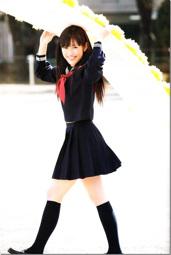 Watanabe Mayu 1st photo book Mayuyu  (2)