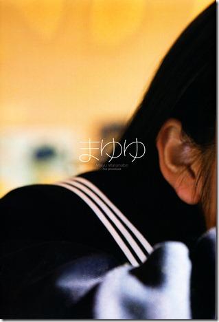 Watanabe Mayu 1st photo book Mayuyu  (4)
