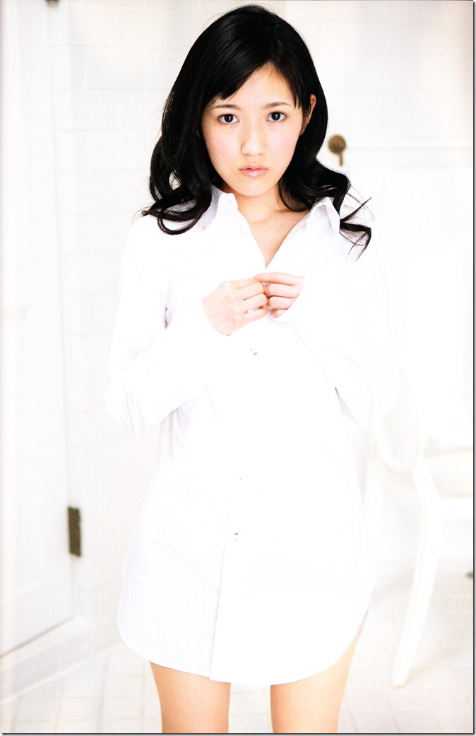 Watanabe Mayu 1st photo book Mayuyu  (73)