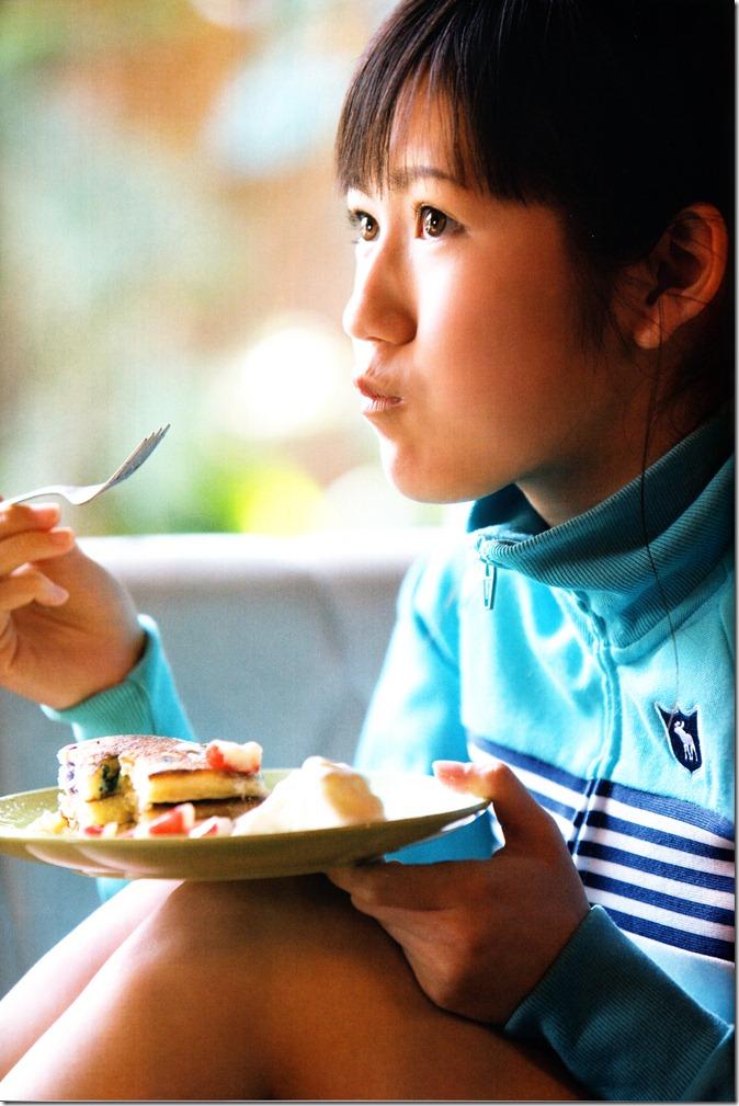 Watanabe Mayu 1st photo book Mayuyu  (80)
