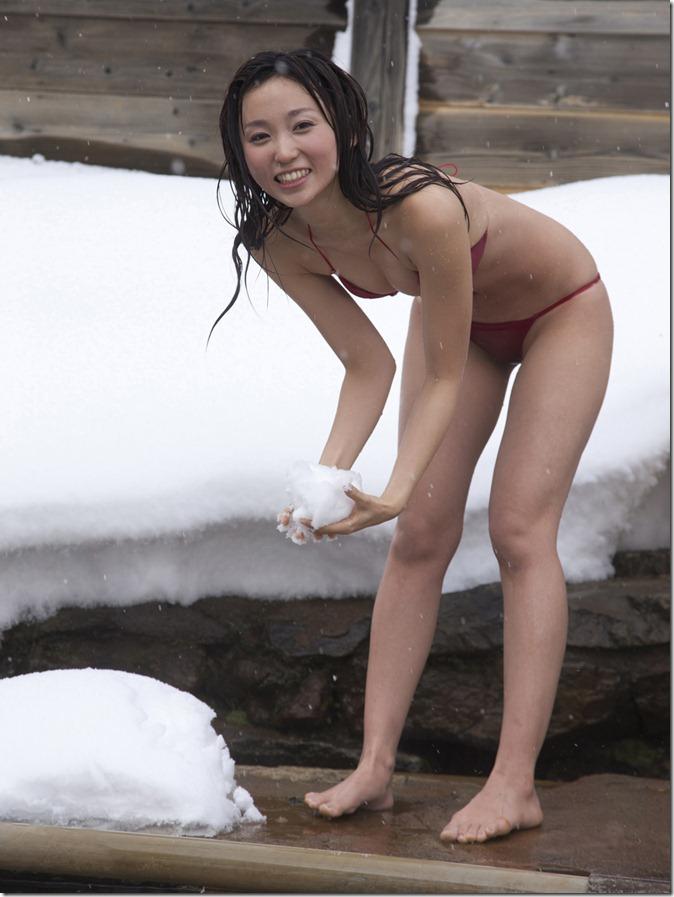Yoshiki Risa Snow Fairy (54)