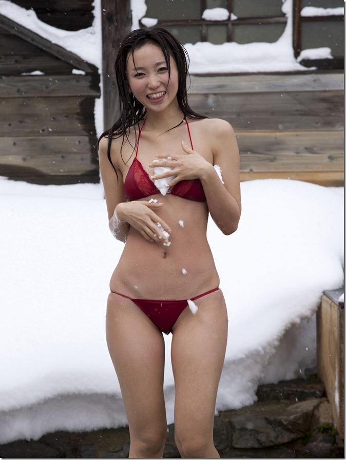 Yoshiki Risa Snow Fairy (55)