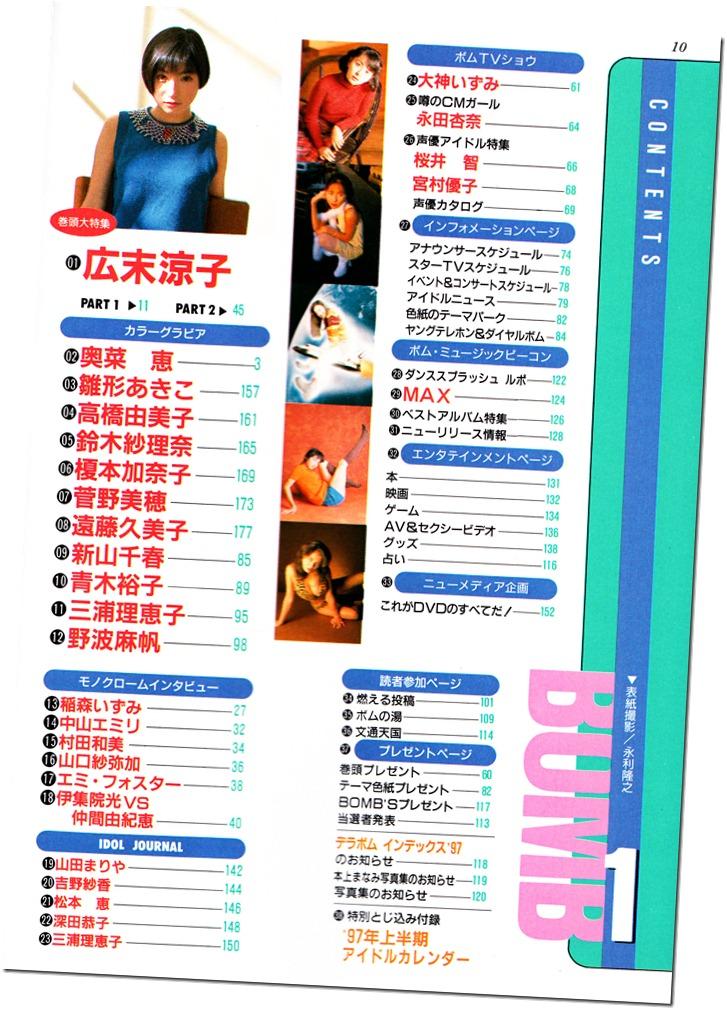 BOMB magazine no.203 January 1997 (1)