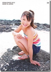 Koike Yui Official Card Collection sweet chocolat (14)