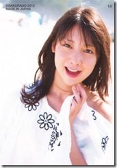 Koike Yui Official Card Collection sweet chocolat (26)