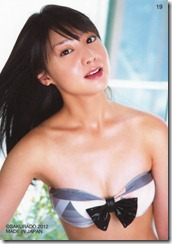 Koike Yui Official Card Collection sweet chocolat (36)
