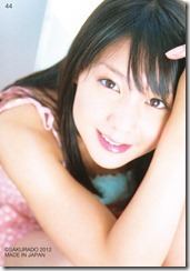 Koike Yui Official Card collection sweet chocolat (38)