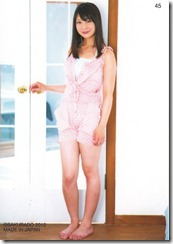 Koike Yui Official Card collection sweet chocolat (40)