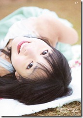 Koike Yui Official Card collection sweet chocolat (44)