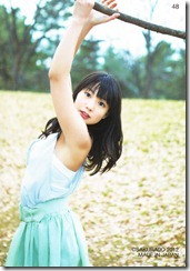 Koike Yui Official Card collection sweet chocolat (46)