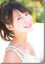 Koike Yui Official Card collection sweet chocolat (57)