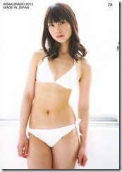 Koike Yui Official Card collection sweet chocolat (6)