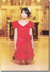 Koike Yui Official Card collection sweet chocolat (78)