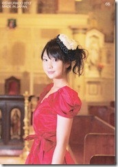 Koike Yui Official Card collection sweet chocolat (82)