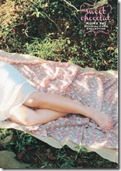 Koike Yui Official Card collection sweet chocolat (91)