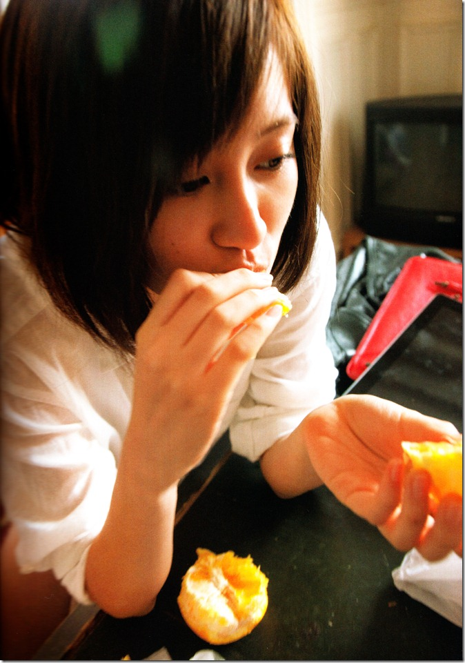 前田敦子不器用写真集 (35)