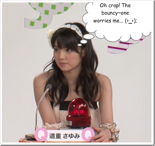 Sayu's analysis...