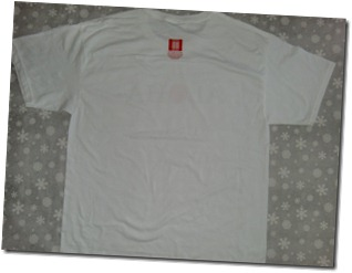 AL♥HA donation T~shirt (back design)