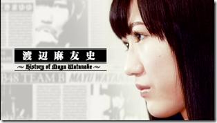 History of Watanabe Mayu (3)