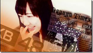 History of Watanabe Mayu (4)