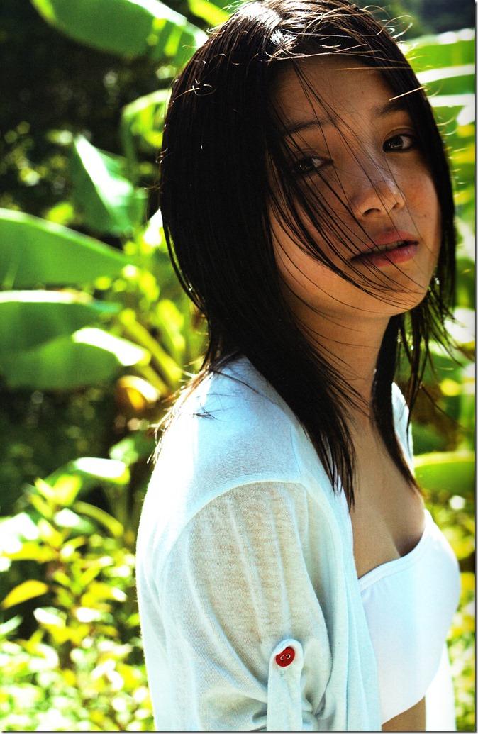 Kawashima Umika Ao no corridor (13)