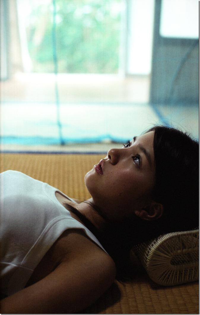 Kawashima Umika Ao no corridor (22)
