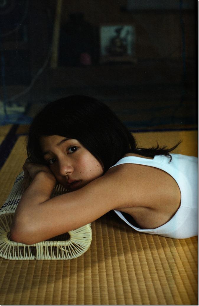 Kawashima Umika Ao no corridor (23)