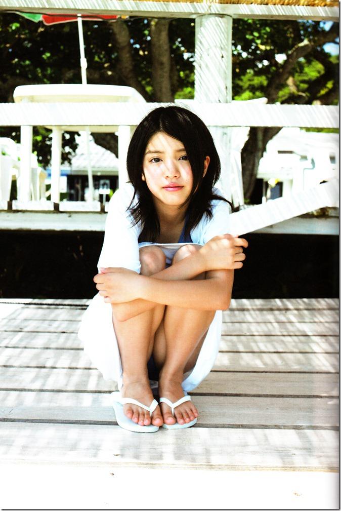 Kawashima Umika Ao no corridor (27)