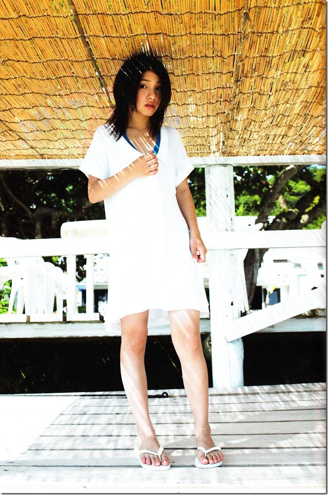 Kawashima Umika Ao no corridor (29)