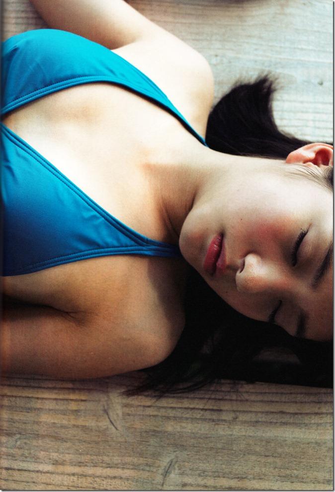 Kawashima Umika Ao no corridor (32)