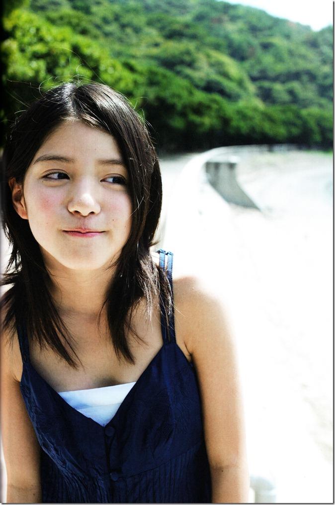 Kawashima Umika Ao no corridor (42)