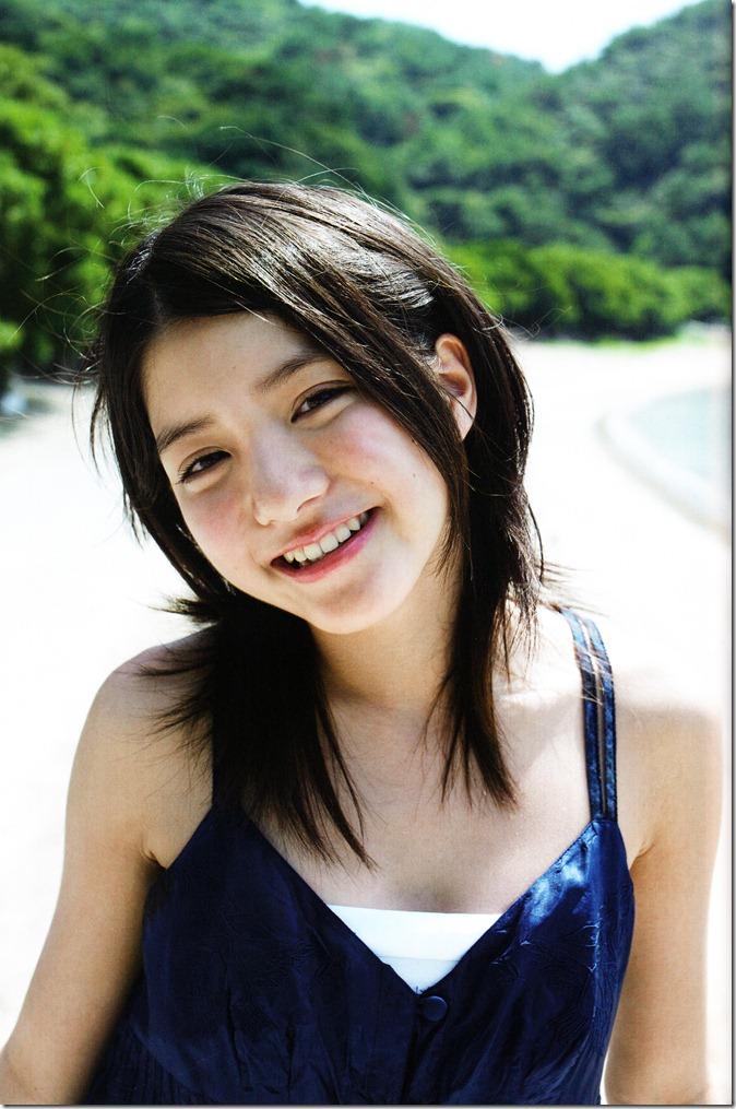 Kawashima Umika Ao no corridor (43)