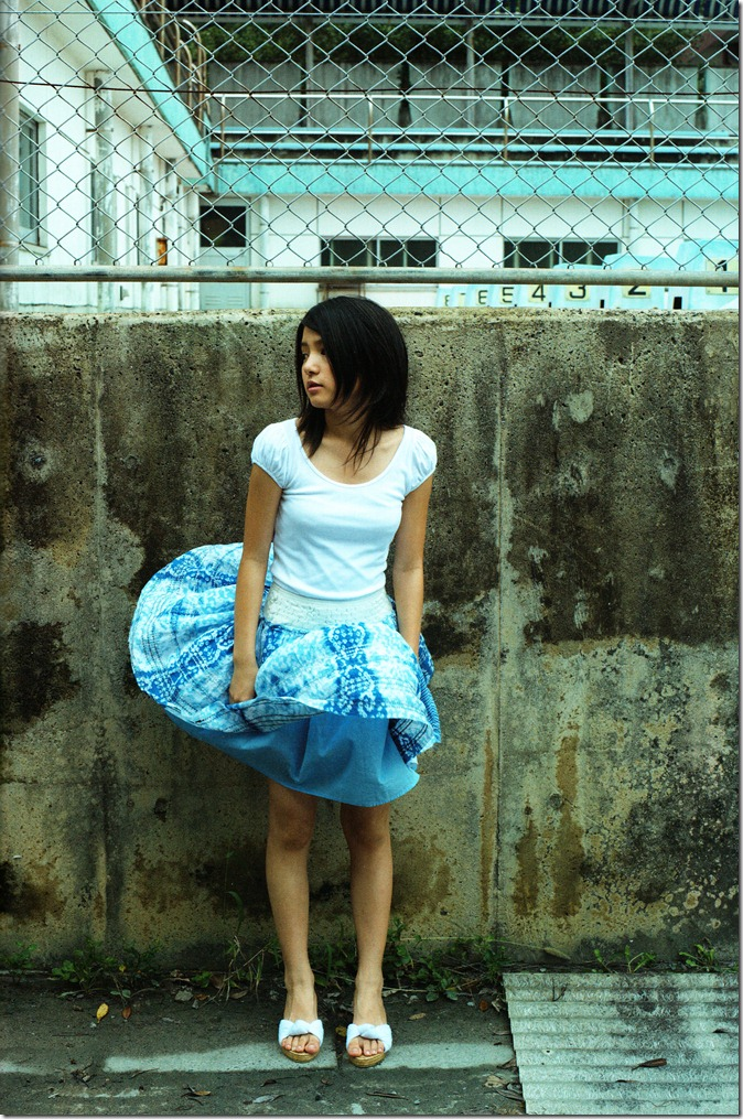 Kawashima Umika Ao no corridor (48)